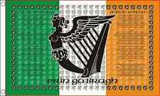 1916 Ireland Irish Flags 5 x 3' - Large Easter Rising Celtic Republican