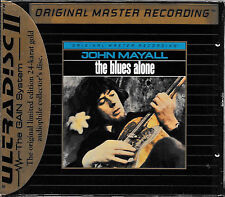 JOHN MAYALL - THE BLUES ALONE / MFSL / UDCD 662 / GOLD CD / NEW&SEALED!