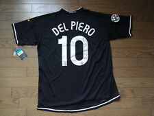Juventus #10 Del Piero 100% Original Jersey 2006/07 Still BNWT XL Serie B Rare