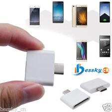 """New 30 Pin Female to USB3.1 Type-C Male Data Charger Connector For Macbook 12"""""""