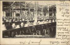 Hampton VA National Home Grand Mess Hall c1905 Postcard
