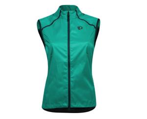 NWT$90 Pearl Izumi Women's Zephrr Barrier Vest Malachite/Pine Size 2XL