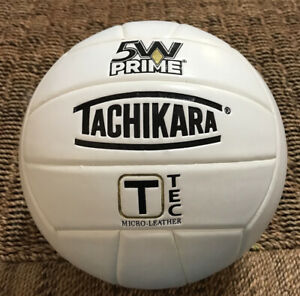 TACHIKARA 5W PRIME TEC Micro-Leather Volleyball NFHS Certified