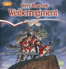 EV*29.10.2018 Terry Pratchett: Weiberregiment - Schall&Wahn  HÖRBUCH