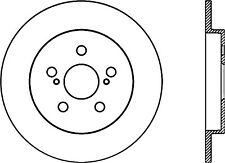 StopTech Disc Standard Brake Rotor for 2011-2016 Lexus CT200  # 121.44165