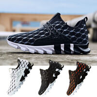 Men's Casual Running Shoes Breathable Lightweight Shoes  Athletic Sneakers