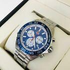 Tag Heuer Formula 1 Chronograph Blue Dial Men's Wrist Watch CAZ1018.BA0842