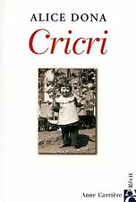 Cricri.Alice DONA.Anne Carriere D005