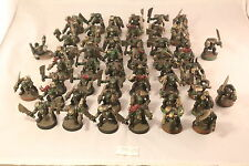 Warhammer Skaven Mortar Weapon Team Well Painted