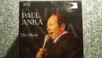 CD Paul Anka / The Album - 2 CD Album - OVP