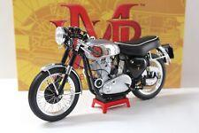 1:6 VMB BSA Goldstar Clubman black/ chrom Premium Bike Motorrad