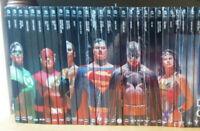 DC Graphic Novels Collectors Series by Eaglemoss- x1 Random Book + a Bonus Item!