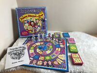 JACQUELINE WILSON - DREAMS, DILEMMAS AND DIVAS BOARD GAME