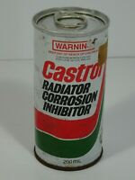 Vintage 200 ml Castrol Radiator Corrosion Inhibitor Can - Full