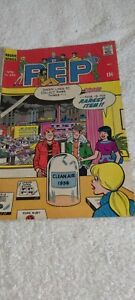 ARCHIE  SERIES 1971 APR. #  252 PEP COMIC BOOK
