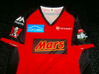BBL TEAM Jersey Melbourne Renegades Big Bash LEAGUE Cricket T20 RRP $110 KFC
