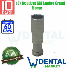 10x Neodent GM Analog Grand Morse