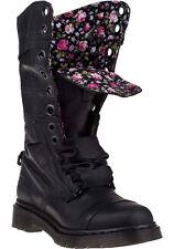 Dr. Martens Women`s Triumph 1914 W Boot Black Floral US 10 EU 42 UK 8 LAST!!!