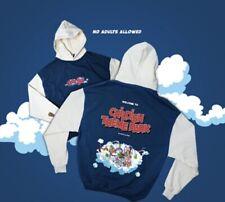 Free Key Ring S,M,L, XXL Official Merchandise TGF Childish Theme Park Hoodie