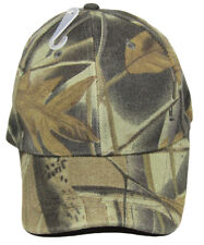 Redneck Hunting Hunter Mossy Camo Camouflage Plain Embroidered Cap Hat