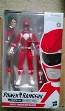 Mighty Morphin Power Rangers Red Ranger Lightning Collection Jason figure