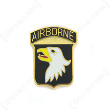 101st Airborne Pin Badge - Premium US USA Division Screaming Eagle Military New