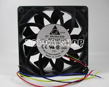 Delta  FFB1212SH Fan 12V 1.24A 4pin 120*120*25mm