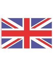 Union Jack Flag (2.5' x 1.5') Hemmed and eyelets Brand New in bag