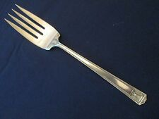 Cold Meat Fork! Vintage Holmes & Edwards nickel silver: Century pattern: Lovely!