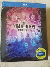 Blu Ray Tim Burton Collection  Johnny Deep colección