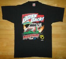 Vintage 1995 JOHN FORCE - NIGHTMARE TOUR II '95 BOSS IS BACK Shirt - Adult Large