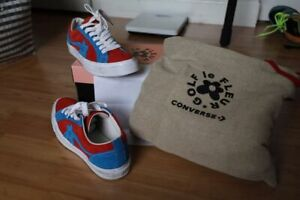 Converse Golf Le Fleur Uno Red/Blue Tyler, The Creator