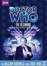 Doctor Who: Beginning Collection [New DVD] 3 Pack, Repackaged