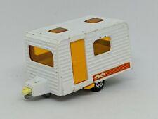 Matchbox Lesney Superfast   -   #31 Caravan Trailer with working door