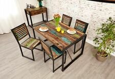 Steel Rectangle Up to 4 Seats Kitchen & Dining Tables