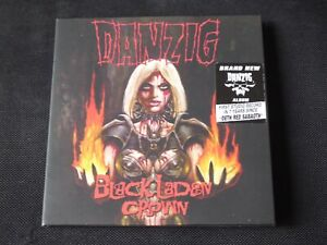 Danzig - Black Laden Crown (CD 2017)