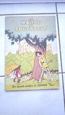 JOHAN ET PIRLOUIT N° 2 EO par PEYO 1954 Le maître de Roucyboeuf