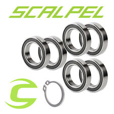 Cannondale Scalpel 29er Bearings •KP209 •2x Pivot •4x Shock Link •1x Circlip
