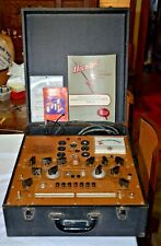 Hickok 533A Mutual Conductance Tube Tester - - Accurate & Tested