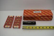 New listing New Sandvik Ra390 025M25 17L End Mill Square Shoulder W/ Inserts 20 Pcs