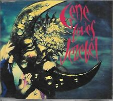 GENE LOVES JEZEBEL - Josephina CDM 3TR Germany 1993 Alternative Rock