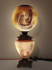 Native American Indian Gone With The Wind (Gwtw / Banquet / Parlor) Lamp