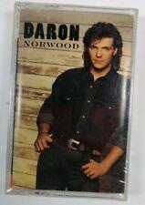 Daron Norwood by Daron Norwood (Cassette, Giant) Vtg 1989