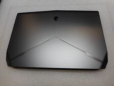 """REFURB GENUINE DELL ALIENWARE 15 15.6"""" LCD BACK COVER WITH HINGES *BIA01* TNNTK"""