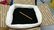 BLACK POLYPROPYLENE PLASTIC PELLETS 7 POUNDS WEIGHTED BLANKETS, REBORN DOLLS