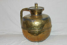Rare et importante canne à lait normande d'époque XVIII ème