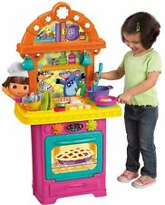 Fisher-Price Nickelodeon Dora the Explorer Sizzling Surprises Kitchen Y6020