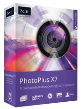 Serif PhotoPlus X7 Vollversion Windows De