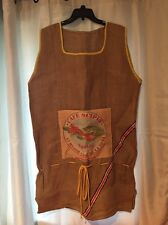 Vintage Coffee Bean Sack Costume Scipio Farms New Jersey