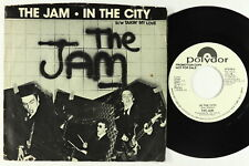 Punk 45 - The Jam - In The City - Polydor - VG++ mp3 - promo!